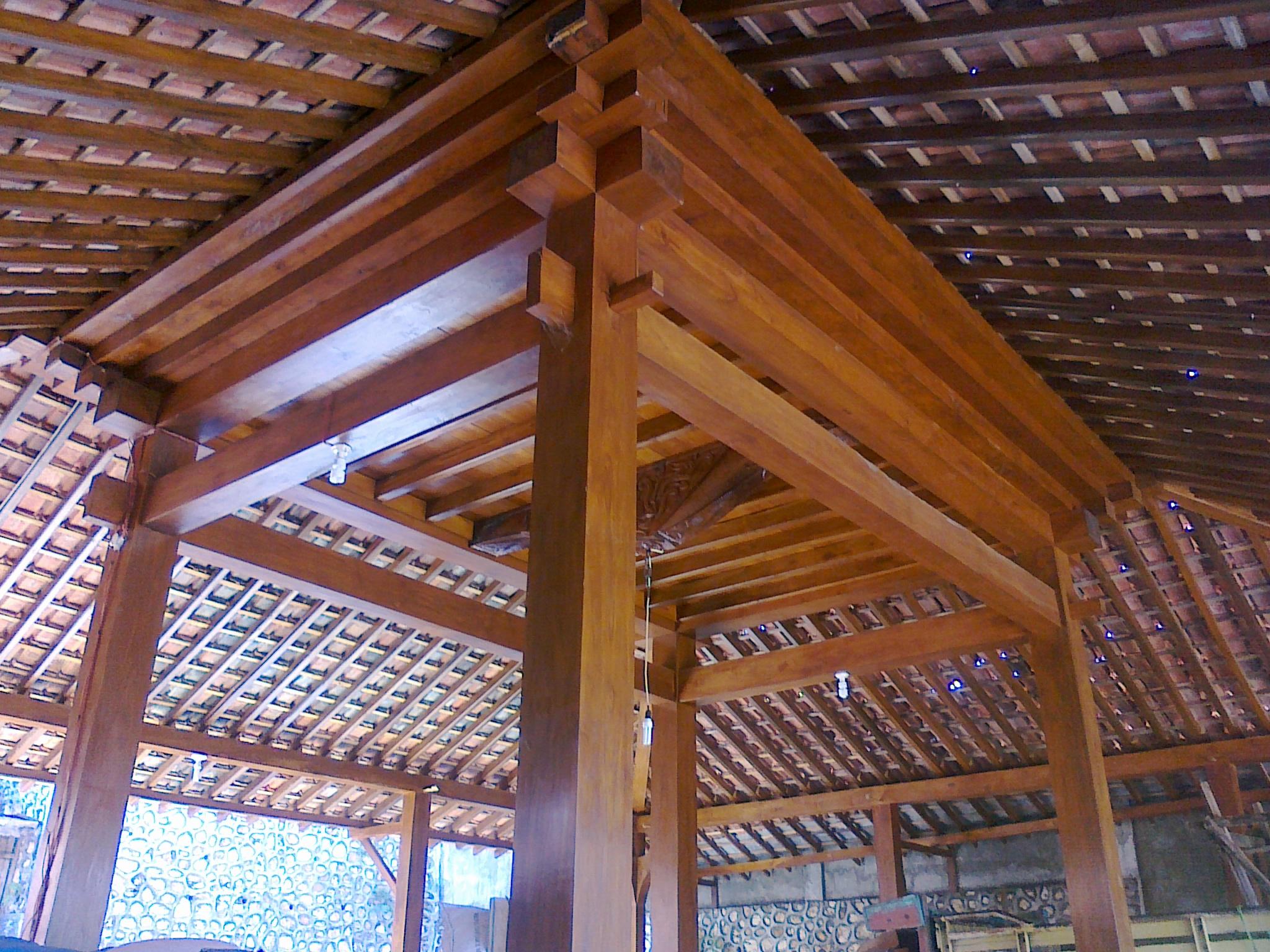 Rumah Joglo Gebyok Rumah Joglo Limasan Work